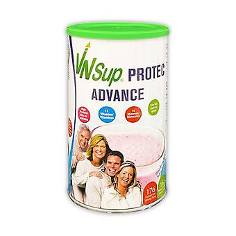 VNSup Protec Advance Strawberry Flavor Protein Shake 450 g of powder