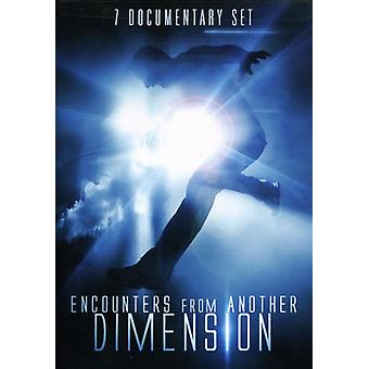 Encounters From Another Dimension [DVD] USA import