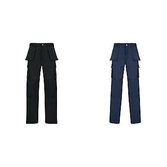 Absolute Apparel Mens Workwear Utility Cargo Trouser