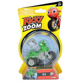 Ricky Zoom DJ Core Racer Figure