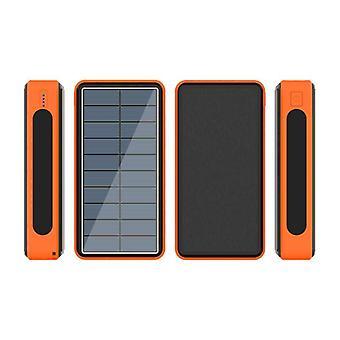 Draadloze draagbare telefoon opladen externe snellader Led Light Powerbank