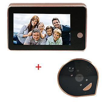 Caméra Wifi Monitor App Control Doorbell
