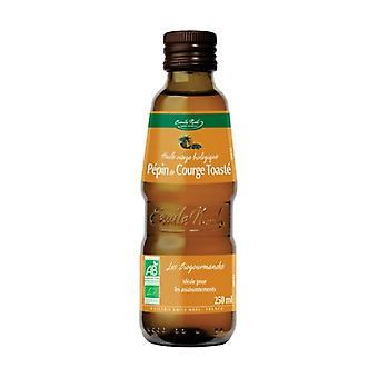 Organic virgin grilled pumpkin seed oil (origin Austria) 250 ml of oil
