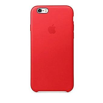 Original Apple Leather Case for iPhone 6/6s - Red