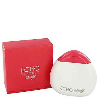 Echo Shower Gel By Davidoff 6.7 oz Shower Gel