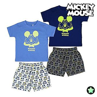 Children's pyjama mickey mouse glow in the dark