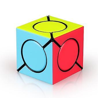 Qiyi Sechs Fleck Geschwindigkeit Zauberwürfel pädagogisches Spielzeug