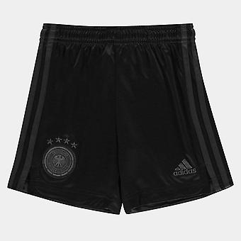 adidas Saksa 2020 Kids Away Jalkapallo Shortsit