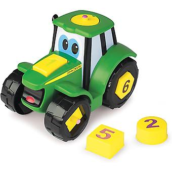 DZK Deere Kids 46654 DZK Deere Toy Vehicle Playsets, Multicoloured, Small-Medium