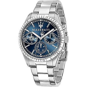 Maserati R8853100013 Montre bracelet en acier Competizione Homme