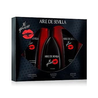 Seville Air Case Yes I Want, 3 Références