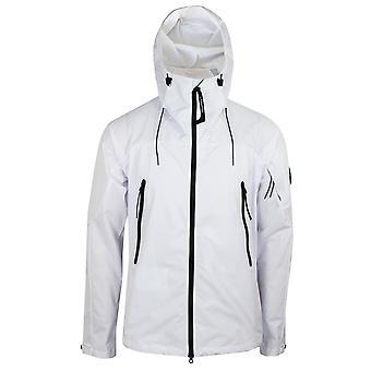 C.p. company men's white pro-tek jacket