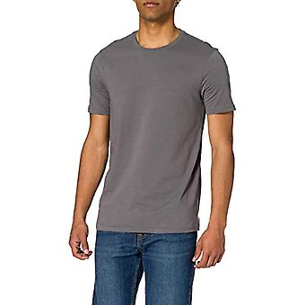 United Colors of Benetton (Z6ERJ T-Shirt 3U53J1F15 Sweater, Medium Grey 27B, M Men's
