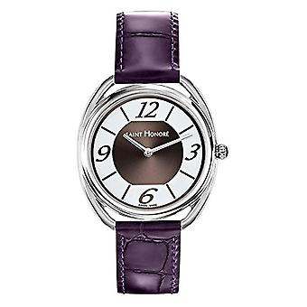 Saint Honore Analog Watch Quartz For Women with Leather Strap 7210221AGB