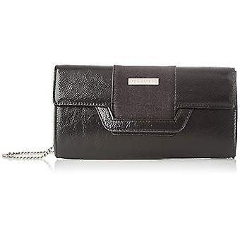 MARIA MARE DAINA, Women's Bag, Metal/Black (Stars black), 6x12x24 cm (W x H x L)