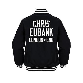 Chris eubank nyrkkeily legenda takki