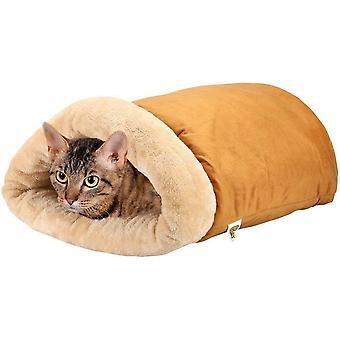 Katzenhöhle, selbstwärmendes Thermobett, Katzenhöhle,