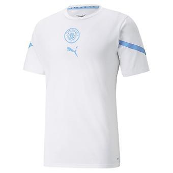 Puma Manchester City Pre Match Shirt 2021 2022 Herre