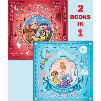 Cinderellas Beste KreationenSchnee Weiß und die drei Riesen Disney Princess von Rh Disney