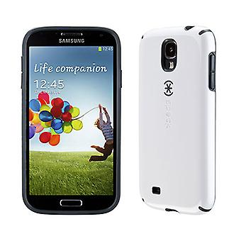 Speck CandyShell Case for Samsung Galaxy S4 (White/Charcoal)