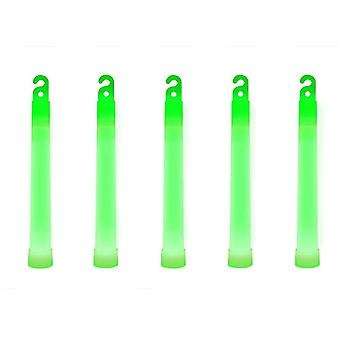 12 Ultra Bright Glow Sticks - Emergency Light Sticks For Camping Accessories