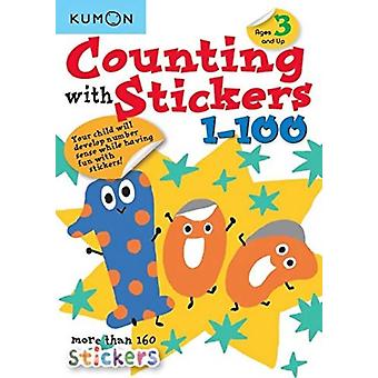 Counting with Stickers 1100 by Kumon Publishing