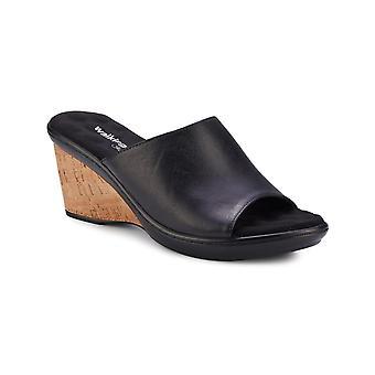 Walking Cradles Womens Lynn Slide Wedge Sandal