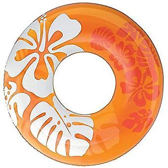 Fortykket redningskrans, tre farver kan vælges (orange)