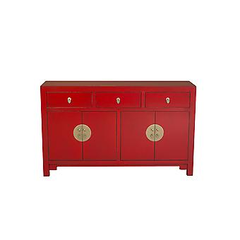 Fine Asianliving Chinees Dressoir Lucky Red W140xD35xH85cm - Orientique Collectie