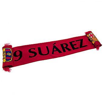 ФК Барселона Шарф Суарес Официальный лицензионный продукт