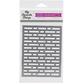 My Favorite Things Vault Die-namics Die - Brick Wall Cover-Up