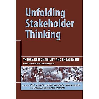 Unfolding Stakeholder Thinking: Theory, Responsibility and Engagement No. 1