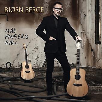 Bjorn Berge - Mad Fingers Ball Vinyl