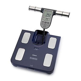 Omron OM-BF511 Dark Blue Family Body Composition Fat & Skeletal Health Monitor