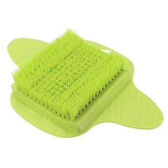 Kunststoff Bad Dusche Fußbürste Wäscher Badeschuhe Fußmassage Hausschuhe Bürste Peeling Spa Dusche Entfernen Tote Haut