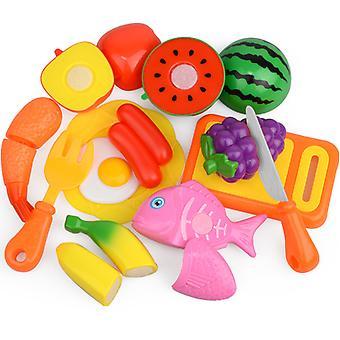 Fun Suit Play House Toy Girl Kitchen Children