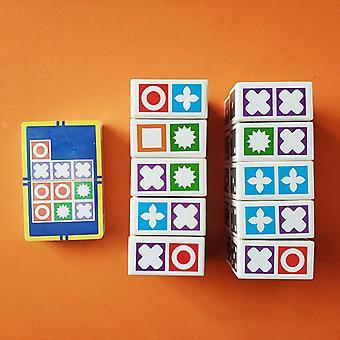 Jeux de société pour enfants, Espace de pensée logique, Puzzles, Jeux de réunion de famille, Apprentissage interactif, Jouets éducatifs