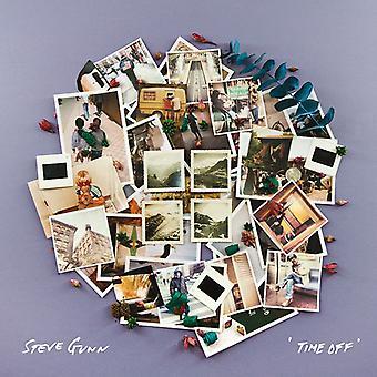 Steve Gunn - Time Off [CD] USA import