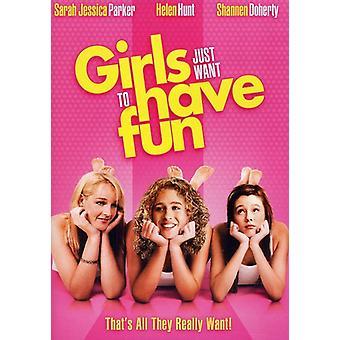 Importer des Girls Just Wanna Have Fun [DVD] é.-u.