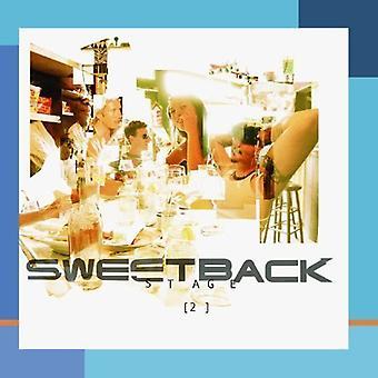 Sweetback - vaihe 2 [CD] Yhdysvallat tuoda