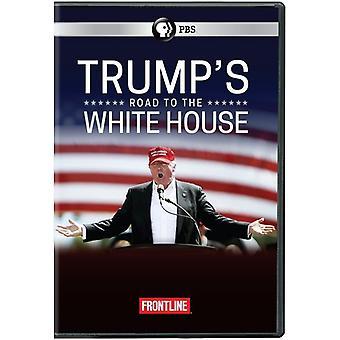 Front: Trump es Weg zum weißen Haus [DVD] USA importieren
