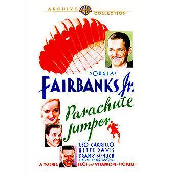 Parachute Jumper [DVD] USA import