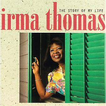 Irma Thomas - importation USA Story of My Life [CD]