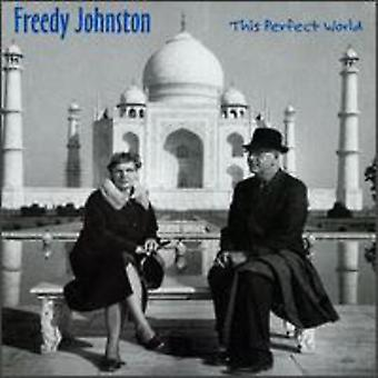 Freedy Johnston - This Perfect World [CD] USA import