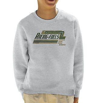 Haynes Motor Co Racing Fuels Kid's Sweatshirt