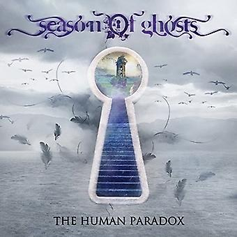 Season of Ghosts - The Human Paradox [CD] USA import