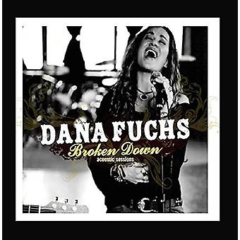 Dana Fuchs - importação EUA quebrado para baixo acústico sessões [CD]