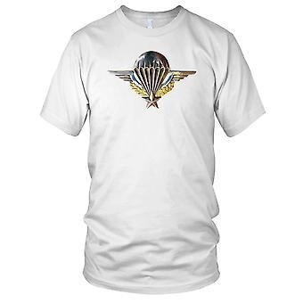 Franska luftburna 2nd Parachute Regiment barn T Shirt