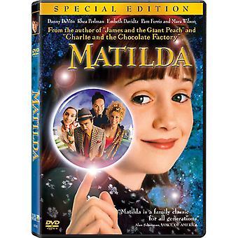 Matilda [DVD] USA importerer