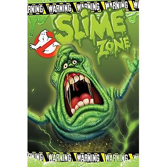 Ghostbusters - Slime Zone Poster Poster Print